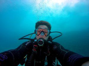 PADI Open Water course Corralejo Fuerteventura