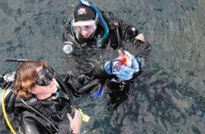 PADI Rescue Diver Corralejo Fuerteventura Abyss Fuerteventura
