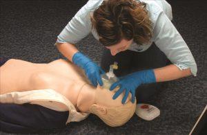 EFR first aid corralejo Fuerteventura Abyss fuerteventura
