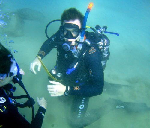 Abyss PADI Diving SCUBA corralejo abyss Fuerteventura